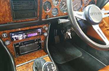classic car audio installations