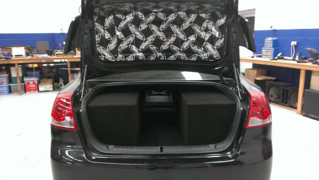 automotive sound deadener