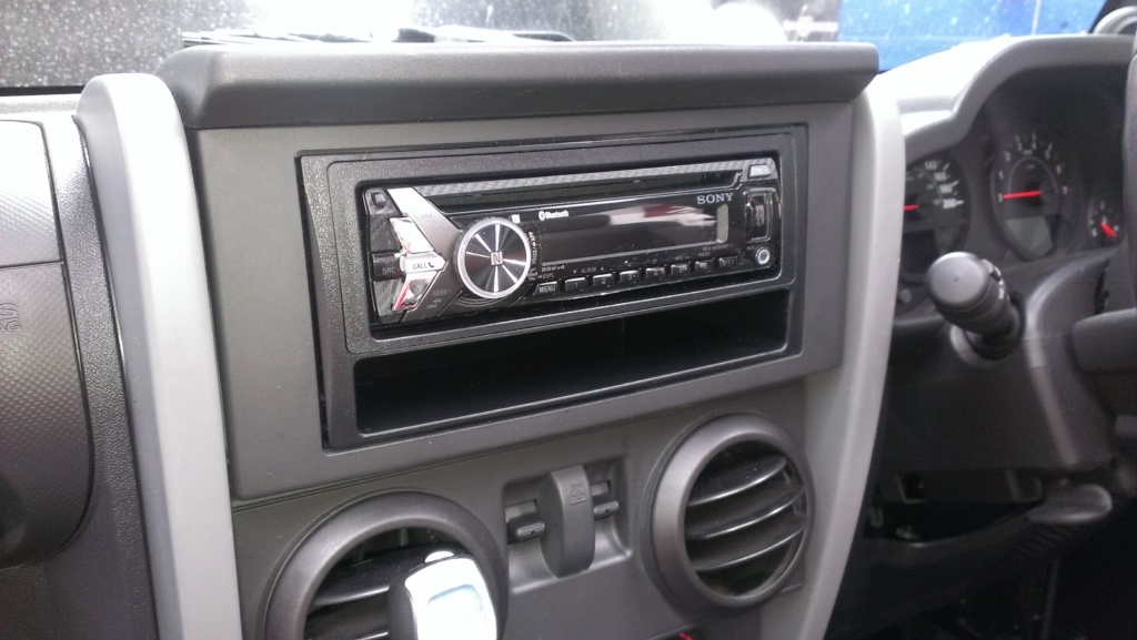 sound system upgrade