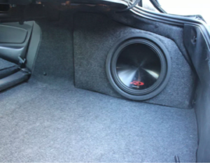 Mustang Subwoofer